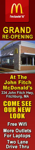 McDonalds Online Wallpaper Advertisement